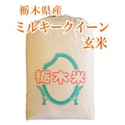 【送料一律700円】【平成22年産】 栃木県産 ミルキークイーン 玄米 30kg