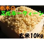 【送料一律700円】【平成22年産】 栃木県産 ミルキークイーン 玄米 10kg